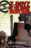 Zombies vs. Robots: Z-Boyz in the Robot Graveyard HC (2012 IDW) 1-1ST