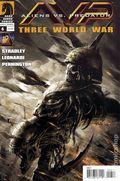 Aliens vs. Predator Three World War (2009 Dark Horse) 6