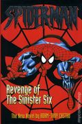 Spider-Man Revenge of the Siniser Six HC (2001 Novel) 1-1ST