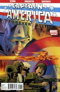Captain America Forever Allies (2010) 1