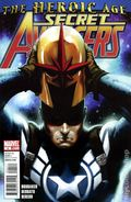 Secret Avengers (2010 Marvel) 1st Series 4A