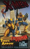 X-Men/Spider-Man Time's Arrow Trilogy PB (1998 Novel) 1-1ST