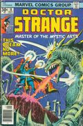 Doctor Strange (1974 2nd Series) Mark Jewelers 18MJ
