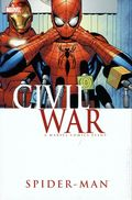 Civil War Spider-Man HC (2010) 1-1ST