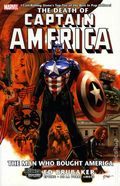 Captain America The Death of Captain America TPB (2008-2009 Marvel) 3-REP