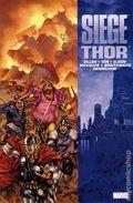 Siege Thor HC (2010 Marvel) 1-1ST
