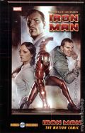 Iron Man Extremis HC and Motion Comic DVD (2010) 1A-1ST