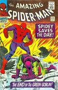 Amazing Spider-Man (1963 1st Series) UK Edition 40UK