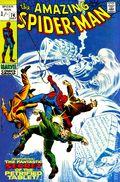 Amazing Spider-Man (1963 1st Series) UK Edition 74UK
