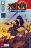 Xena Warrior Princess (1999 2nd Series) 1AU-SIGNED