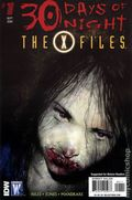 X-Files 30 Days of Night (2010 DC/IDW) 1C