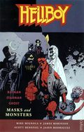 Hellboy Masks and Monsters TPB (2010 Dark Horse/DC) 1-1ST