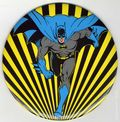 Giant Batman Button (1982) 2-BUTTON
