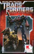 Transformers Revenge of the Fallen Movie Adaptation (2009) 1C