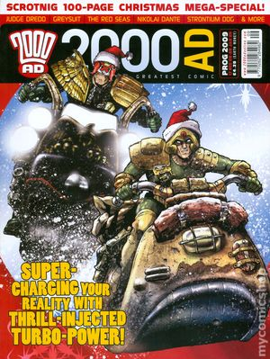 2000 AD Year End Prog 2009
