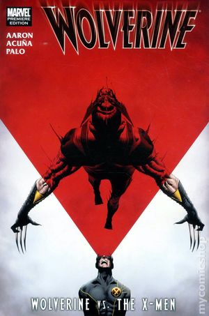 Wolverine vs. the X-Men HC (2011) 1-1ST