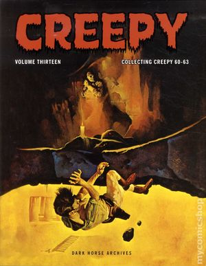 Creepy Archives HC (2008 Dark Horse) 13-1ST