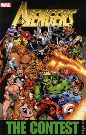 Avengers The Contest TPB (2012 Marvel) 1-1ST