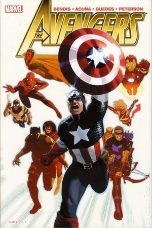 Avengers HC (2011-2013 4th Series Collections) By Brian Michael Bendis 3-1ST