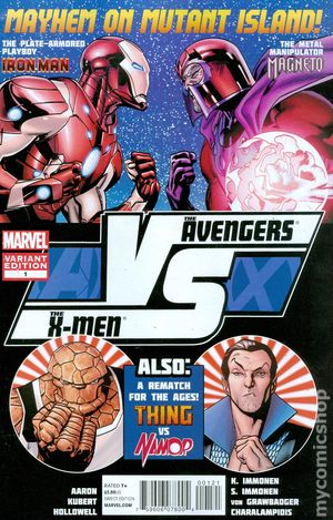 AVX vs. (2012 Marvel) 1B