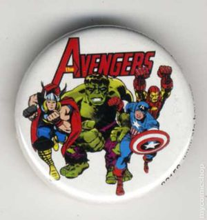 Marvel Comics Button (2010 Ata-Boy) B-82158