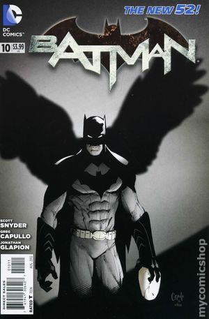 Batman (2011 2nd Series) 10A