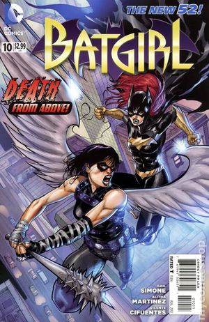 Batgirl (2011 4th Series) 10