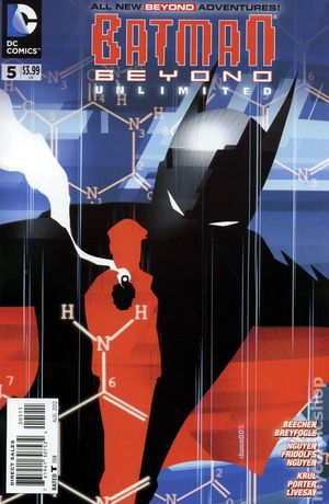 Batman Beyond Unlimited (2011) 5