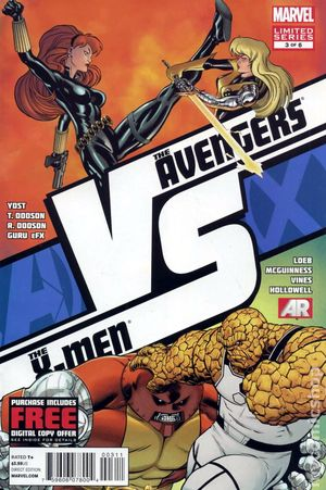 AVX vs. (2012 Marvel) 3A