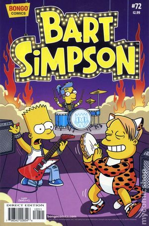 Bart Simpson Comics (2000) 72