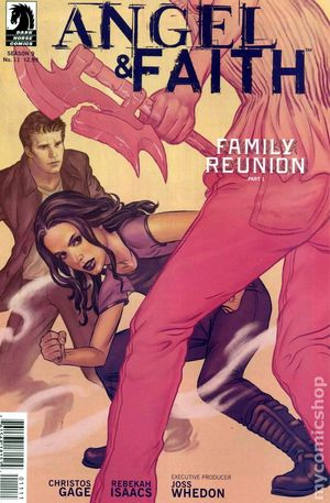 Angel and Faith (2011 Dark Horse) 11A