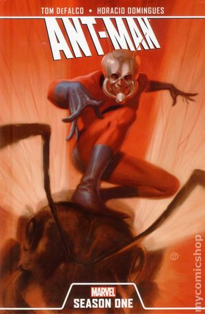 Ant-Man Season One HC (2012 Marvel) 1-1ST