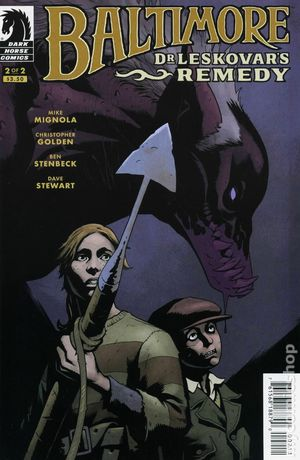 Baltimore Dr. Leskovar's Remedy (2012 Dark Horse) 2