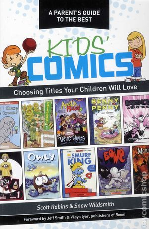 Parent's Guide to the Best Kids Comics SC (2012) 1-1ST