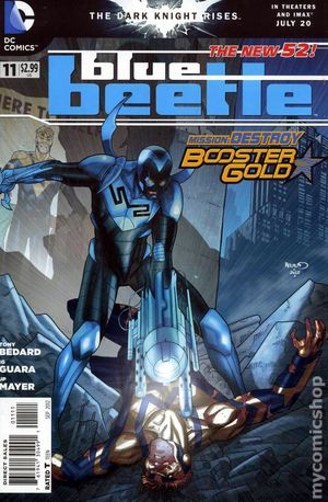 Blue Beetle (2011 3rd Series) 11