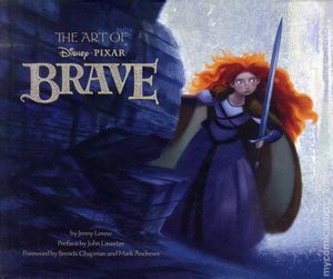 Art of Brave HC (2012 Chronicle Books) 1-1ST