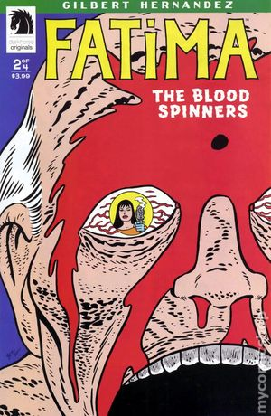 Fatima The Blood Spinners (2012 Dark Horse) 2