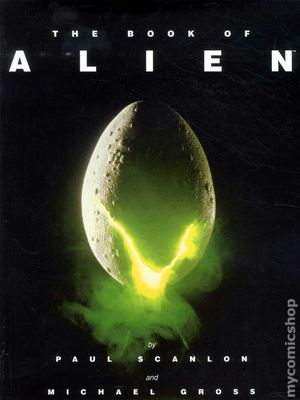 Book of Alien SC (1993 Titan Edition) 1-REP
