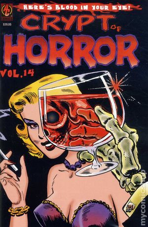 Crypt of Horror TPB (2005- ) 14-1ST