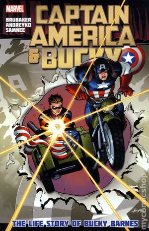 Captain America and Bucky: The Life Story of Bucky Barnes TPB (2012 Marvel) 1-1ST