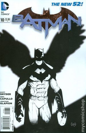 Batman (2011 2nd Series) 10C