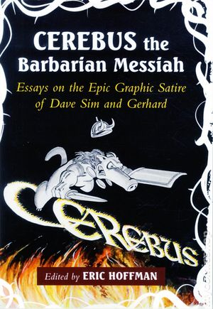 Cerebus the Barbarian Messiah SC (2012) 1-1ST