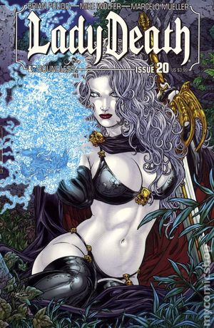 Lady Death (2010 Boundless) 20A