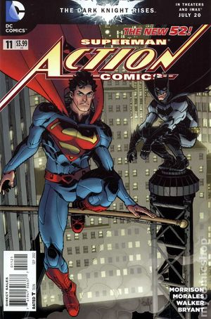 Action Comics (2011 2nd Series) 11B