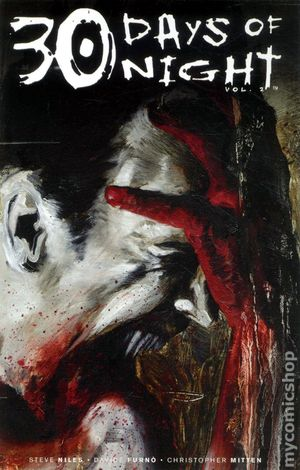 30 Days of Night TPB (2012 IDW) Ongoing Series 2-1ST