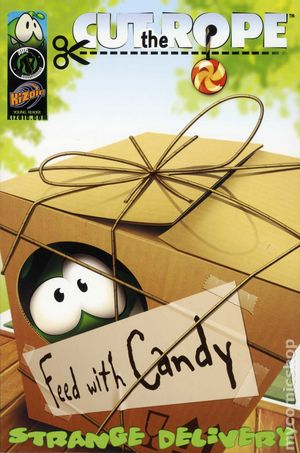 Cut the Rope: Strange Delivery GN (2012 Ape Entertainment) 1-1ST