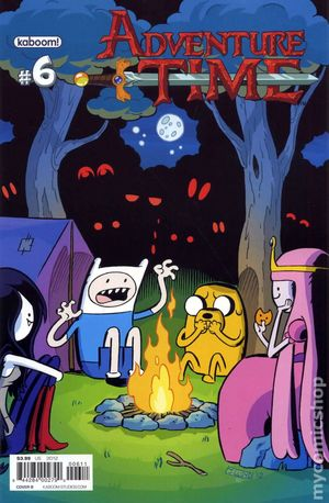 Adventure Time (2012 Kaboom) 6B