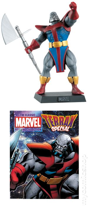 Classic Marvel Figurine Collection (2007-2013 Magazine & Figure) SP-028