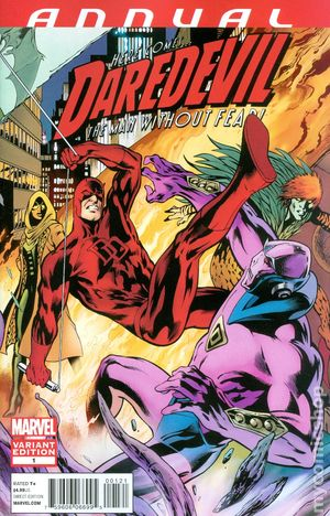 Daredevil (2011 3rd Series) Annual 1B