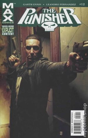 Punisher (2004 7th Series) Max 12